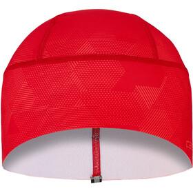 Castelli Pro Thermal Skully Copricapo, rosso